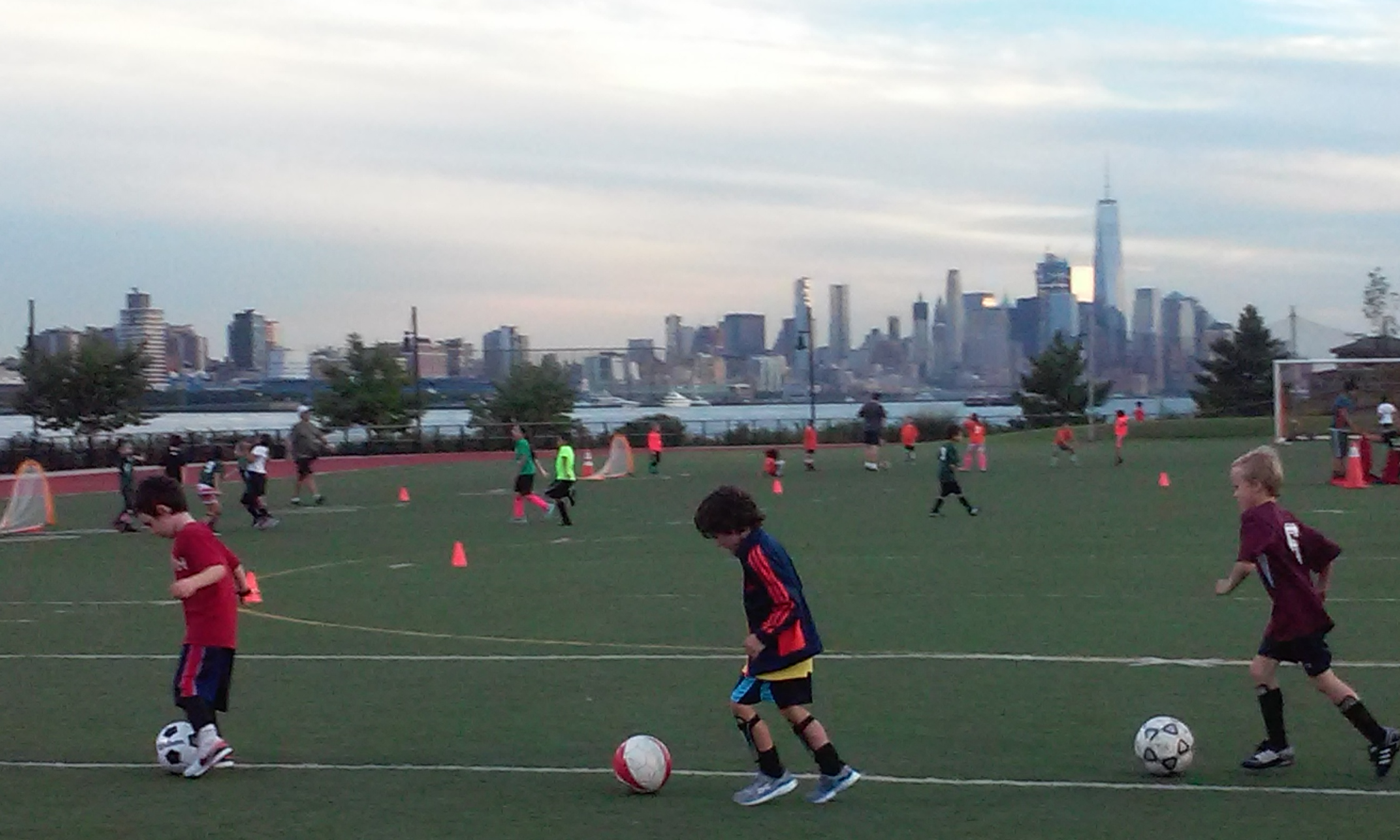 weehawken recreation center