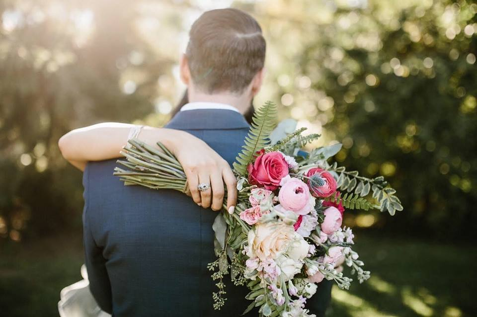 custom wedding floral arrangements in hudson county