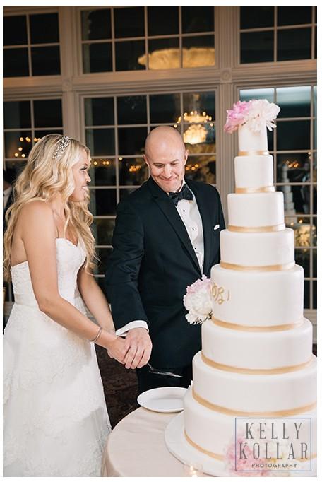 Custom wedding cake in new jersey