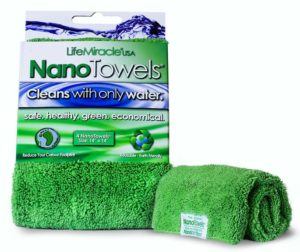 eco friendly green cleaning supplies