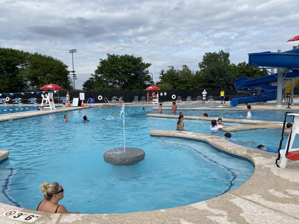 Weehawken Township Pool Now Open